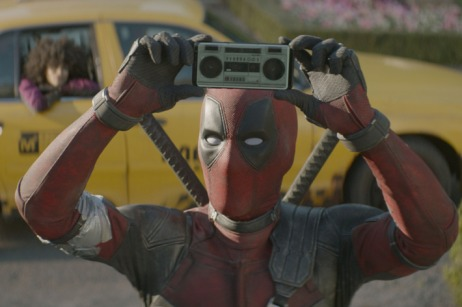 Deadpool 2 - boombox