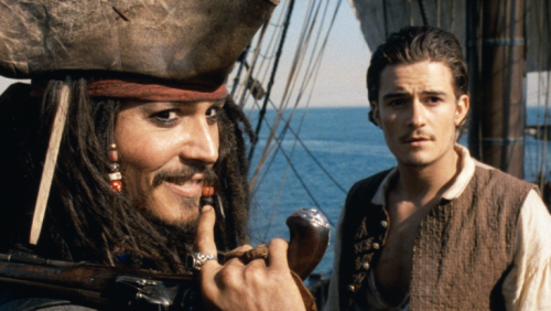 Pirates of the Caribbean 1 - Jack and Will